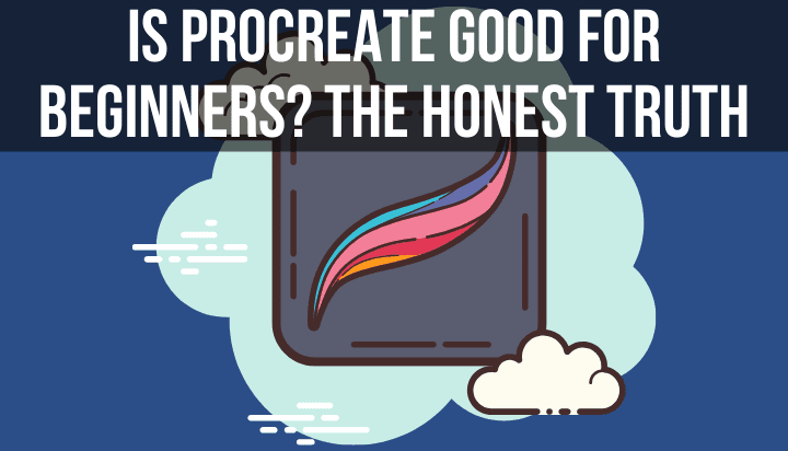 is procreate good for beginners?