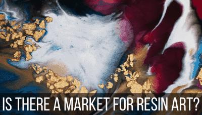 market for art resin