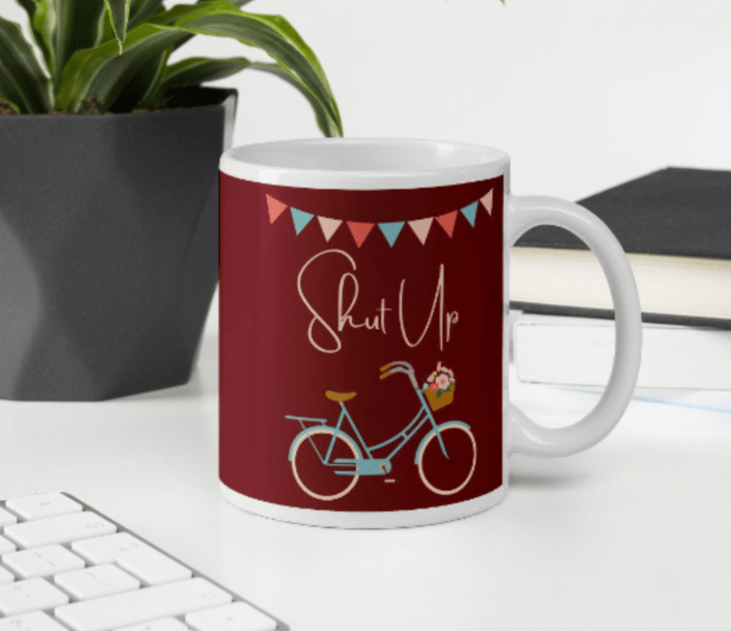 Printful mug mockup