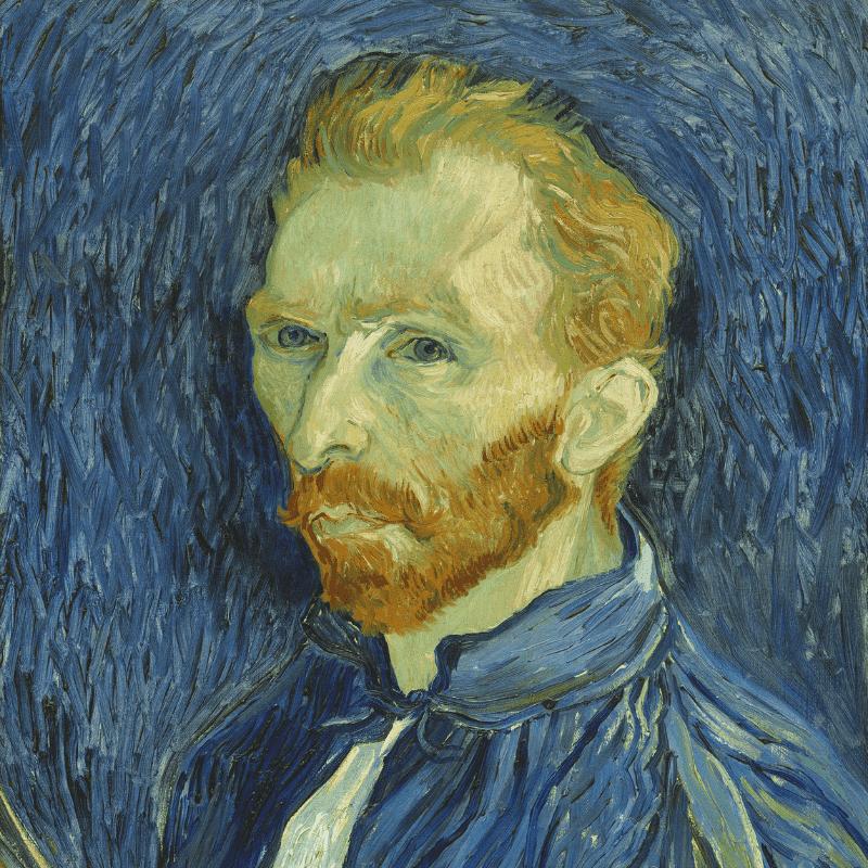 vincent van gogh self-portrait that sold for 71.5 million