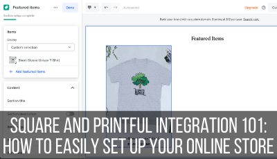 square and printful integration