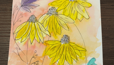 Should You Outline a Watercolor Painting?