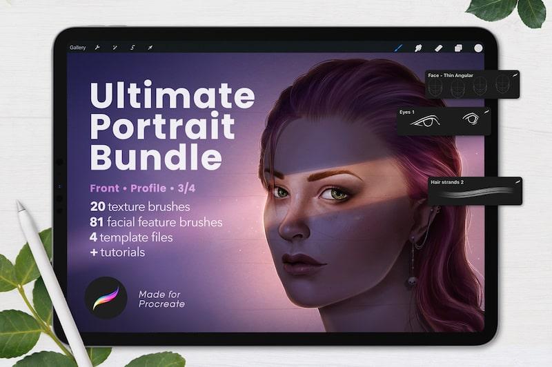 ultimate portrait bundle