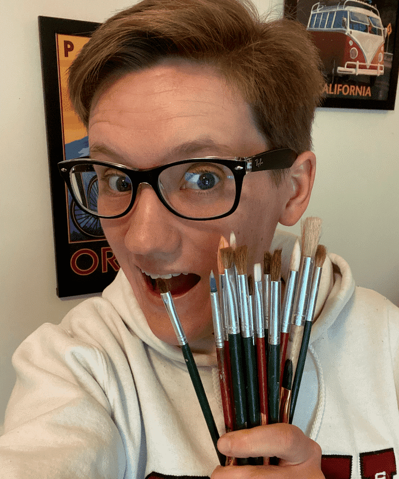 the cost of paint brushes