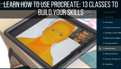 best procreate classes