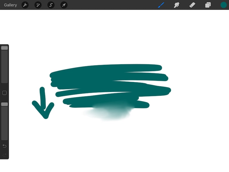 how to shade with Procreate